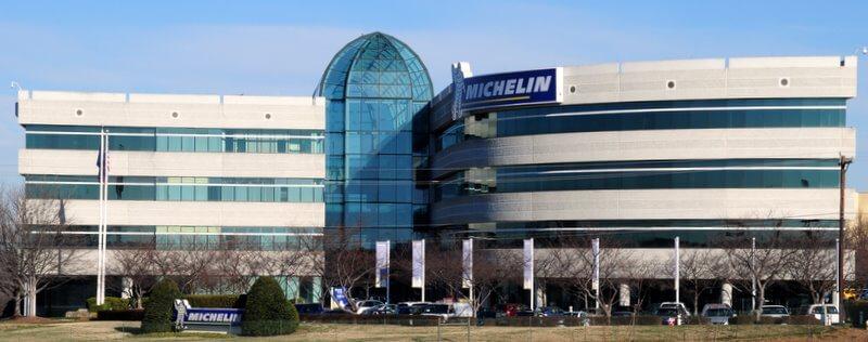 Michelin North American Headquartes Greenville SC