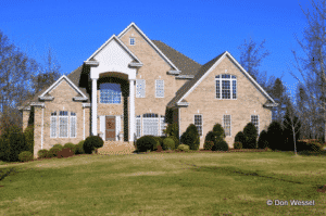 Greenville homes in gated communities for sale