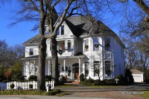 Simpsonville Homes