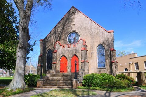 fourth_presbyterian_church_greenville_south_carolina