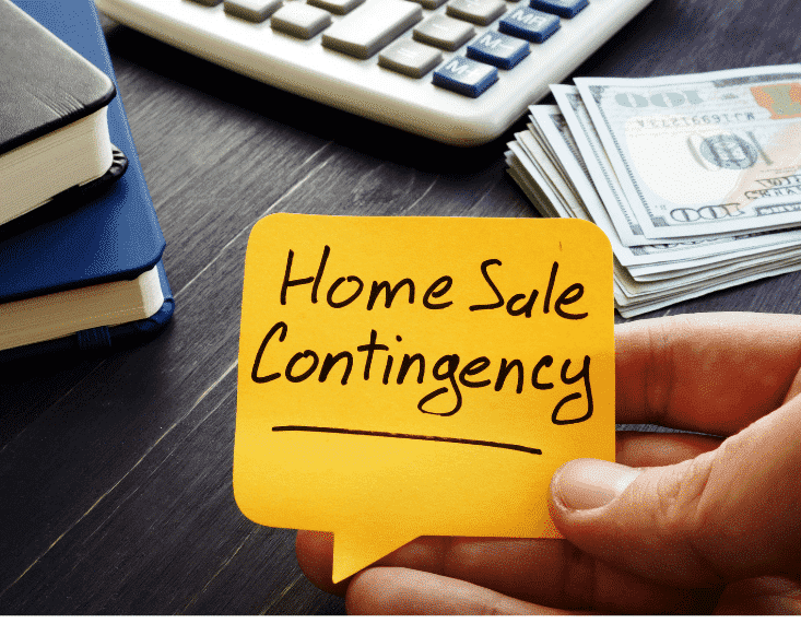 Don't Write Contingent on Sale
