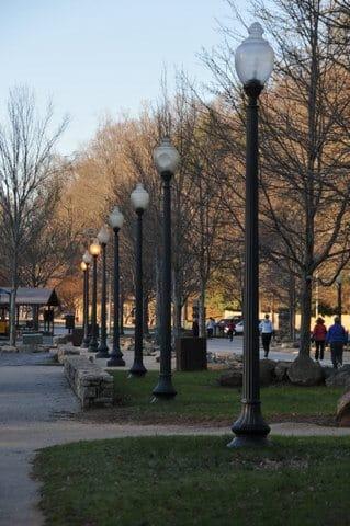 cleveland park, greenville sc