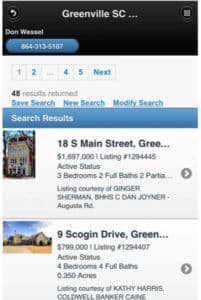 Wessel Real Estate Mobile App