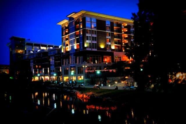 Hampton Inn on Reedy River