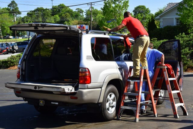Canopy Car Wash Greenville SC