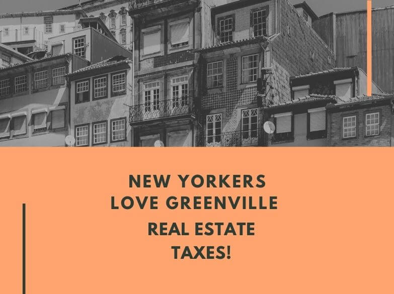 Greenville Real Estate Taxes