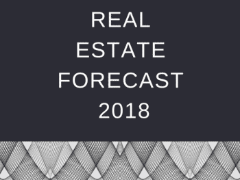 Real Estate Forecast for 2018