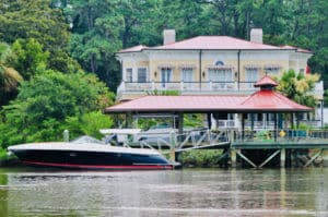 Greenville waterfront properties