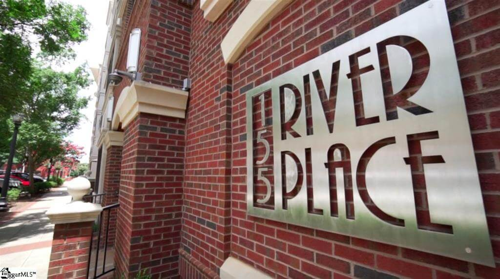 155 Riverplace Condos Greenville SC