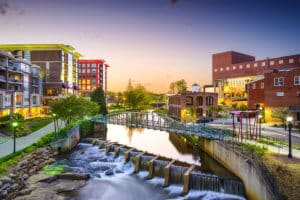 Pic of Greenville Real Estate