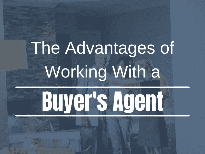 buyer's real estate agent