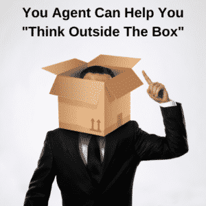 looking at open houses without a real estate agent